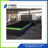 laser pieno della fibra del metallo di protezione di CNC 3000W che incide 4020