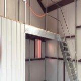 En la pared Gridwall Estante ajustable Sistema de soportes de estanterías