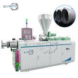 Vis de l'Extrusion de tuyau en PVC double Machines de fabrication