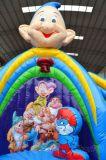 De Opblaasbare Dia van het Huis van de paddestoel voor Kinderen Chsl610