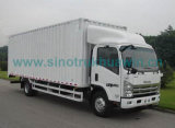 Isuzu 5 Ton van de Lading 4X2 Light Duty Van Truck
