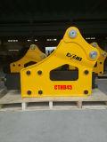 Sb45 ciseau 85mm de diamètre du marteau hydraulique pour pelle 7-14tonne