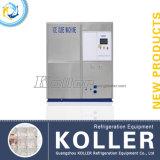 Würfel-Eis-Maschine der großen Kapazitäts-(10tons/day) mit Verpackungs-System (CV10000)
