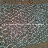 Rede de fio sextavada galvanizada mergulhada quente (kdl-140)