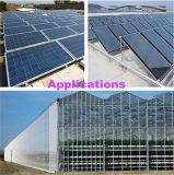 Стекло Ar Coated солнечное для панели солнечных батарей с высокой передачей