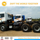 FAW 60ton 6X4 380HPのトラックのトレーラートラックのトラック