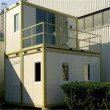 PrefabHuizen van het Cement van het Schuim van de luxe de Moderne, het Huis van de Module, het Huis van de Container