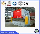 WC67Y dobradeira CNC Aço hidráulico,