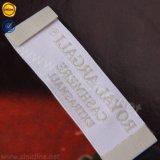 Tecidos de cor bege Personalizado Sinicline etiqueta com o Logotipo Comum