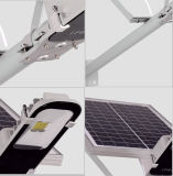 Lampe imperméable à l'eau extérieure de garantie de jardin de rue de DEL de lumière automatique d'énergie solaire