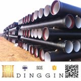 La norme ISO2531 K9 tuyaux en fonte ductile avec Push sur joint
