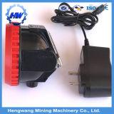 Lampe de tête d'exploitation de lampe de casque du fonctionnement du mineur de lampe de chapeau de mineur de DEL