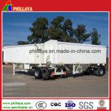Tipo de combustível Tri-Axle Diasel descarga de caminhões trator semi reboque Trcuk