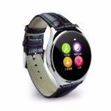 心拍数のモニタ(K78H)が付いているBluetoothのスマートな腕時計