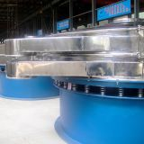 Hohes Efficient Round Ultrasonic Vibrating Screen für Salt und Sugar