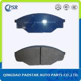 Производитель автомобильных деталей малых автомобилей Toyota Brakepad Passanger диска
