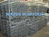 HDG Ringlock Scaffold 또는 Construction Material/Ringlock Scaffolding