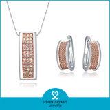 Zircon StoneのWhosale Sterling Silver Jewelry