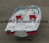 Fiberglas-Sport-Boot China-Aqualand 17feet 5.2m/Geschwindigkeit Bowrider/Sport-Fischen/Bewegungsboot (170)