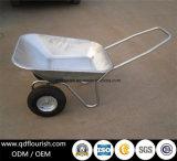 ロシアの市場2の車輪の手押し車Wb6211の一輪車