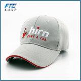 Sombrero estructurado aduana del Snapback de la gorra de béisbol de la insignia del bordado