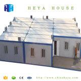 Vorfabrizierte einfache bauen der 40FT Behälter-Wohnungspreis für Lager zusammen