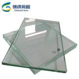 10mm ultra reflète clairement le verre trempé avec une haute qualité
