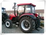 4X4 de kleine Gebruikte Compacte Apparatuur van de Machines van de Landbouw van de Landbouw van Tractoren Kubota