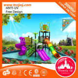 Équipement de jeux d'eau Petite maison d'eau pour enfants pour enfants