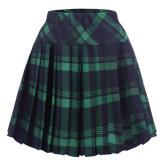 Giacca sportiva dell'OEM/uniformi scolastichi verde scuro su ordinazione del pannello esterno/cardigan/camicia