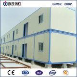 살아있는 노동자를 위한 표준 모듈 40 FT 편평한 팩 콘테이너 집