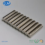 N40 gesinterter permanenter Stab Rod des Magnet-Nd-F.E.-b