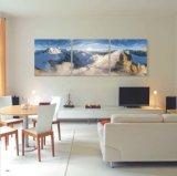 Personalizado pintura al óleo abstracta Moda