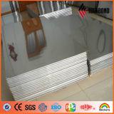 装飾のためのミラーのAuminiumの合成のパネル