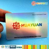 높은 안전 7BYTE 칩 암호화 MIFARE DESFire EV2 2K 카드