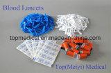 Lancette di sangue Twist Lancette / acciaio inossidabile