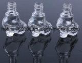 Bottiglia di olio di vetro libera del polacco di chiodo