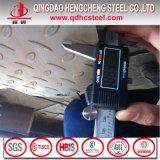 Q235B rasga a placa de aço do verificador da hora da gota/placa de aço Checkered