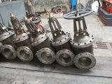 Z41H-16P Motor Tipo Cuña operado flexibilidad de la estructura de hierro dúctil extremos de la brida Válvula de compuerta