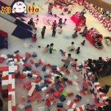De Materiële Blokken van EVP van Xiha voor Jonge geitjes, het Veelkleurige Speelgoed van de Bouw voor Jonge geitjes