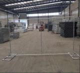 6ftx10FT 미국 표준 직류 전기를 통한 체인 연결 건축 임시 담