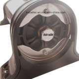 Ultrafiltração Filtro de Água Aço Inoxidável Esterilização Peculiar 1000L / H