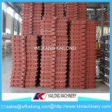 Cadres de sable de qualité, flacon de Molulding, produit malléable de cadre de moulage de sable de fer de fonte grise