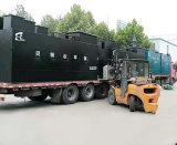 国内廃水のための30tons/Dayパッケージの汚水処理場
