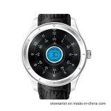 Intelligente Mens-Geschäfts-Uhr-Telefon Bluetooth Armbanduhr mit SIM Karte