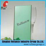 vidrio reflexivo verde verde oscuro/francés de 4-8m m con precio bajo