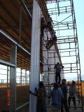 Almacén de la estructura de acero de África (SS-24)