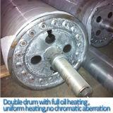 Machine de pressage à chaud à rouleau multifonction CE