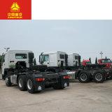 Sinotruk HOWO 6X4 420HPの重い牽引のトラクターのトラック