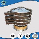Sementes giratórias automáticas do aço inoxidável que vibram a peneira